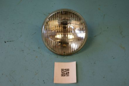 C1 C2 C3 Main Sealed Beam Headlamp GE 4001, Used Fair